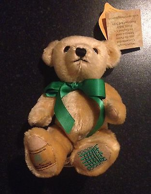 Merrythought Winston House of Commons Teddy Bear - Only 200 Were Made -No 44/200