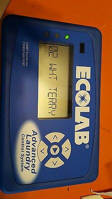 ECOLAB 92582020 Advanced Laundry Control System 9-28 VDC Hz DC - WORKING PULL