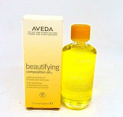 Aveda Beautifying Composition Oil Aromatic for Body, Bath & Scalp - 1.7 Ounce