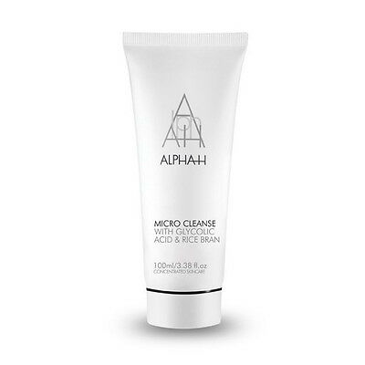 Alpha-H Micro Cleanse Exfoliant with 12% Glycolic Acid 30ml