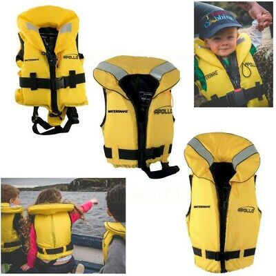 Watersnake Apollo Childs Life Jacket - Baby Toddler Lifejacket - 1st Class Post!
