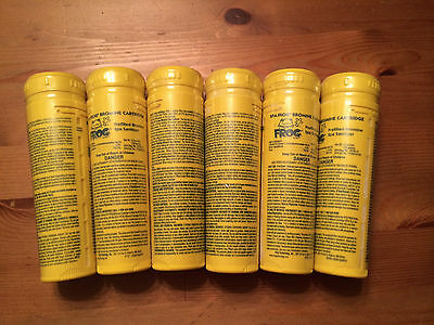 King Technology Spa Frog Bromine cartridge ***6 pack*** Priority Mail Shipping