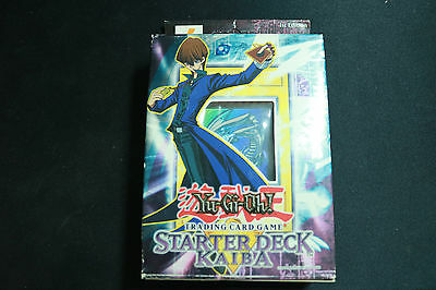 Yugioh Kaiba Starter Deck from 2002 ~ classic original ~ Factory-Sealed in U.S.