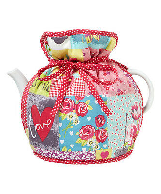 Ulster Weavers '' Love Hello Smile'' Vintage Kitchen  Padded Muff Tea  Cozy NWT