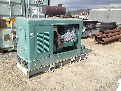85KW Onan Generator, Natural gas FUELED or Propane fuel