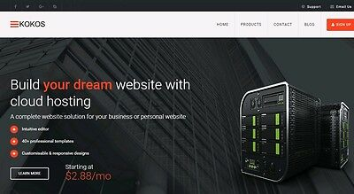 The Cheapest unlimited cpanel hosting website hosting (Economy)