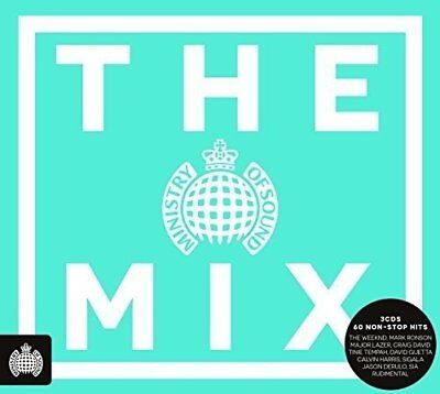The Mix [CD] Sent Sameday*