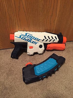 Nerf Super Soaker Switch Shot water gun, super soaker nerf gun