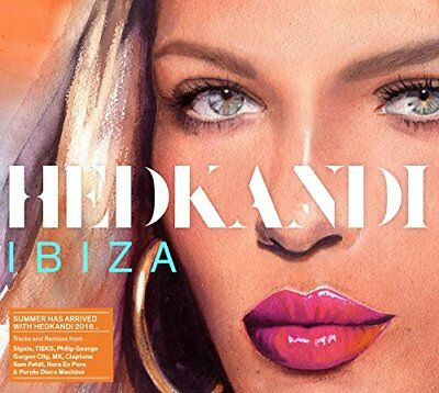Hed Kandi Ibiza 2016 [CD] Sent Sameday*