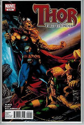 Thor First Thunder - 005 of 005 - Marvel - March 2011