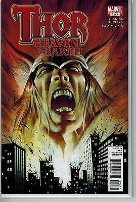 Thor Heaven & Earth - 002 of 004 - Marvel - October 2011