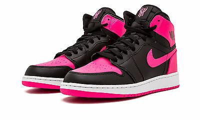 Nike Air Jordan 1 Retro High Sw 23 Hyper Pink Serena Williams 873863 609