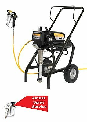 Wagner Ps3.29 Airless Paint Sprayer High Boy - Genuine - Free Shipping - New