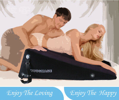 Cozy Feel Multifunction Wedge Iflatable Pillow For Coupe Loving Sex Pillow 3202