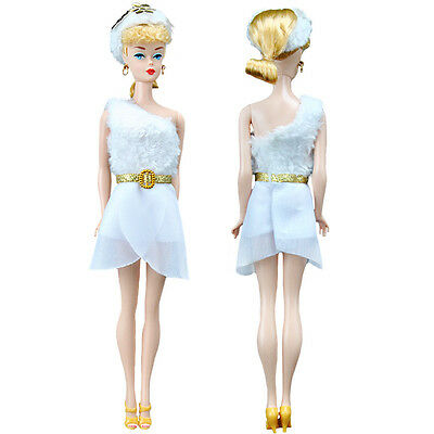 Handmade Doll Clothes Casual Wear Dating Dress Outfit For Barbie Dolls S