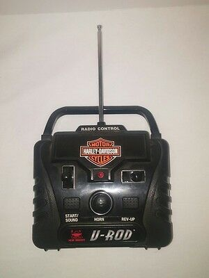 NEW BRIGHT Harley-Davidson V - Rod 49 MHZ REMOTE CONTROL UNIT REPLACEMENT