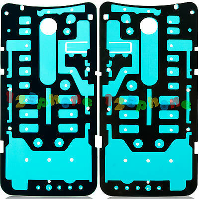 New Battery Back Cover Sticker Adhesive For Motorola Moto X Style Xt1570 Xt1575