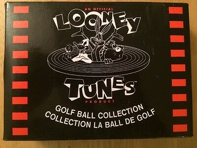 Vintage Looney Tunes Golf Ball Collection 12