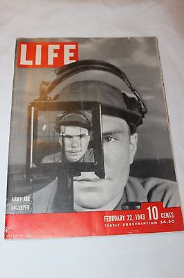 Life Magazine- lot of 63 1930's to 1940's Back Issue