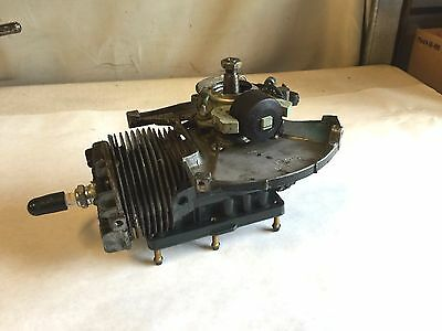 Complete POWERHEAD from 1980 SEARS GAMEFISHER 3.5 HP OUTBOARD MOTOR