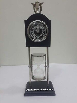 Beautiful Design Nautical Desk Top Clock Home Decorative