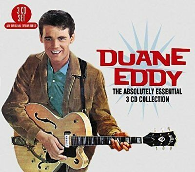 Duane Eddy - The Absolutely Essential 3 CD Collection