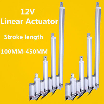 Heavy Duty 12V DC Multi-function Linear Actuator For Electric Medical Auto Use