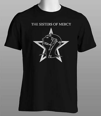 Sisters Of Mercy - Goth Rock Band T-Shirt