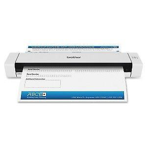 Brother [DS-620] Mobile Colour Document Scanner 7.5 page per minute