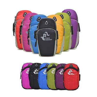 Gym Jogging Sports Armband Wrist Bag Pouch Case For iPhone 6 5S 5C 5 4S 4 DK