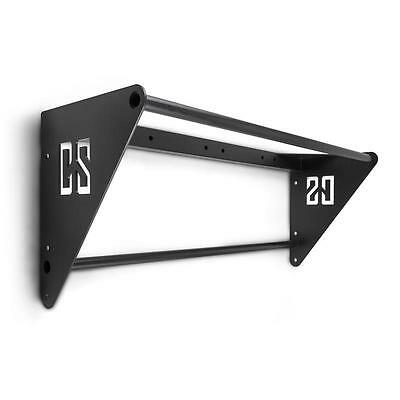 Capital Sports Ds 108 Dirty South Bar 108 Cm Metal Home Gym Cross-Training Black