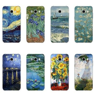 Cases For Samsung Galaxy J5 2016 J5108 Soft TPU Silicone Back Cover Painting