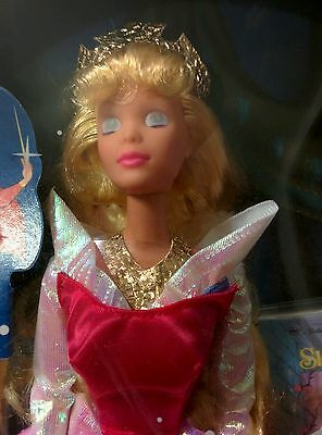 Disney SLEEPING BEAUTY DOLL Mattel 1991 NRFB