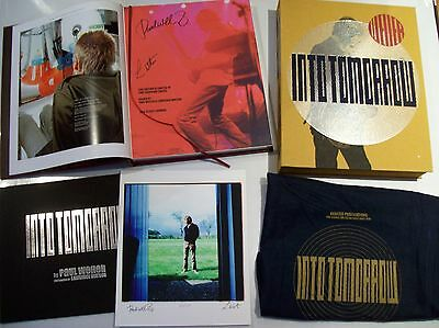 Paul Weller Signed INTO TOMORROW Deluxe Ltd Edition 29/350 UACC AFTAL RD