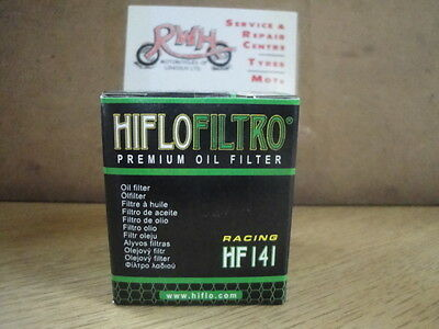 Yamaha Yzf-R125 Fits 2008 To 2014 Hiflofiltro Oil Filter Hf141