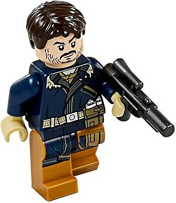 (NEW) LEGO Star Wars - Cassian Andor with Blaster - split from set 75155
