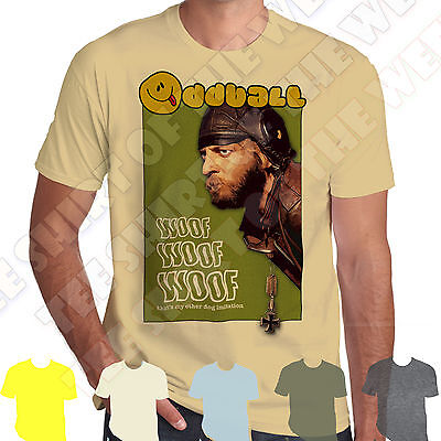Kelly's Heroes Oddball Woof thats my dog impression mens T-shirt 7 colours avail