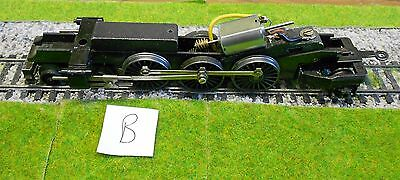 Triang OO Gauge 4-6-2 Motorised Chassis,with NEW Can Motor.Lot B.