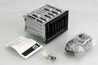 HP Storage Drive ML560/370 G6 Cage 8 HDDs Capacity 507803-B21