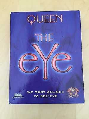Queen The Eye CD-ROM Computer Game 1998 (Complete) - Great Condition