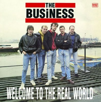 The Business Welcome To The Real World Lp
