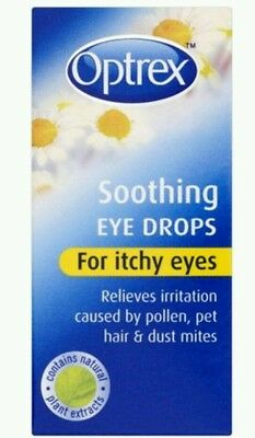 optrex soothing eye drops for tired eyes Summer Ready!!!