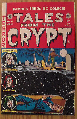 Tales from the Crypt #12 (Jun 1995, Gemstone) Classic EC Horror