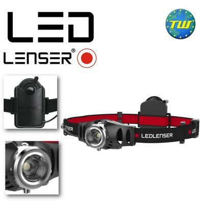 LED Lenser H3.2 LED Head Light Torch Lamp Dimmable Cycling Hiking Fishing 500768