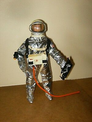 VINTAGE HASBRO PALITOY - ACTION MAN - US SPACE ASTRONAUT - 60's