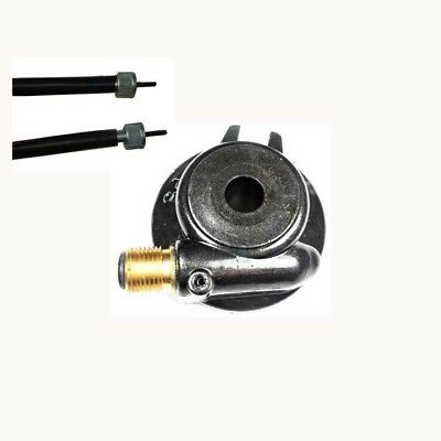 Scooter Speedometer Drive Gear Speedometer Cable 49cc 50cc 150cc 10mm Axle