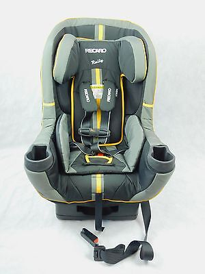 Recaro Performance Rally Convertible Car Seat, Raven 2016 (338.01.RAVN) - Used