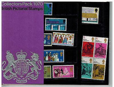 1970  COLLECTORS  YEAR PACK YEARPACK  Royal Mail