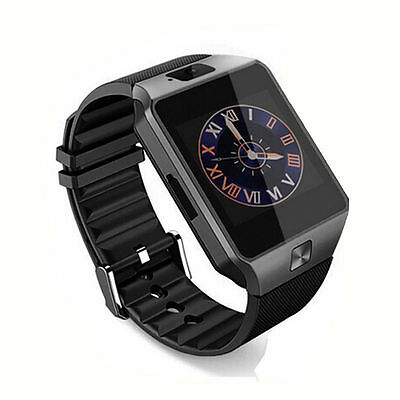 DZ09 Reloj Inteligente SmartWatch GSM SIM Bluetooth Cámara FR Movil iOS Android