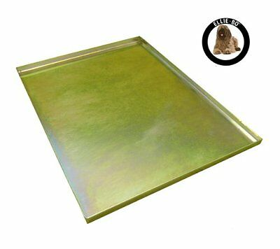 Ellie-Bo Replacement Tray for Dog Cage Crate, Large, 36-inch, Gold